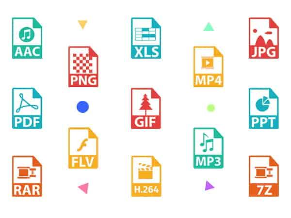 Wide range of formats